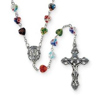 Multi Color Rosary