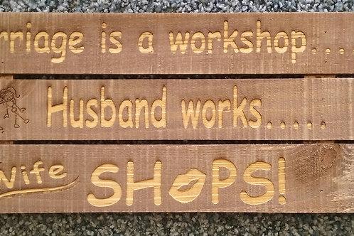 Marriage like Workshop