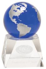Premier Crystal Globe