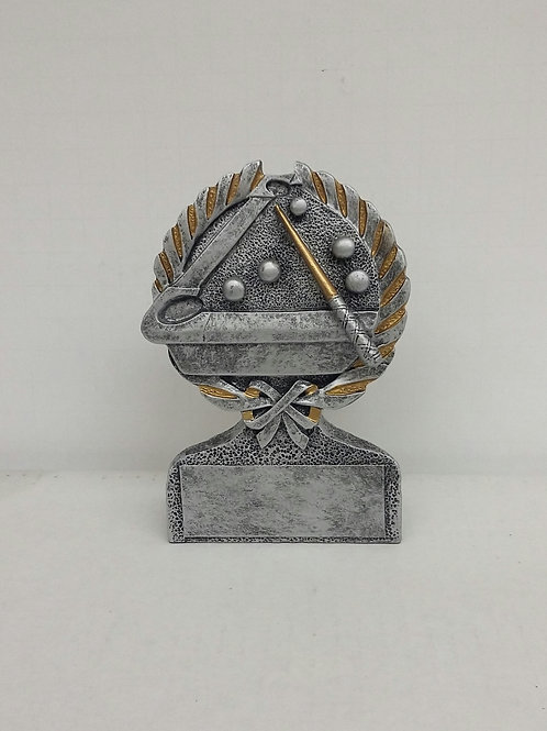"""5"""" Resin Classic Resin Trophy"""