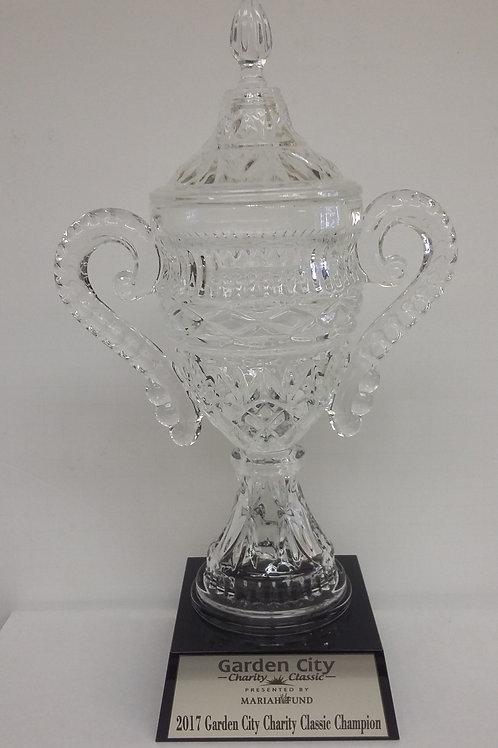 "15""Lead Crystal Cup"