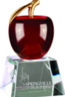 Red Apple Crystal