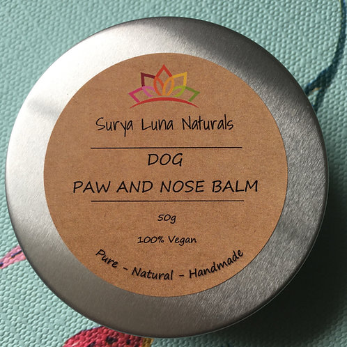 Dog Paw and Nose Balm