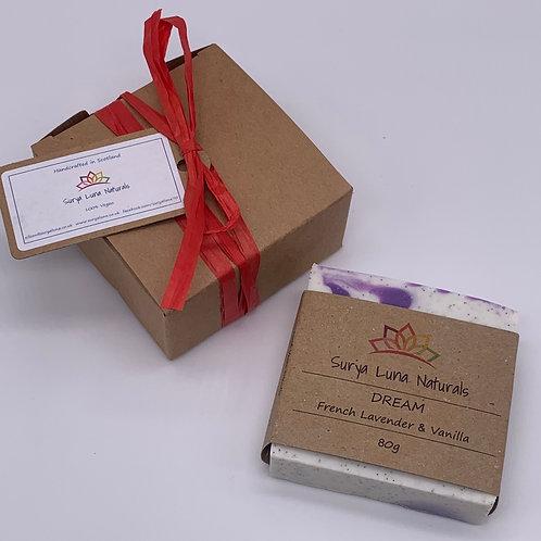 Individual Kraft Card Gift Box