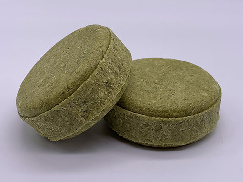 Nettle and Moringa Conditioning Shampoo Bar for Oily and Fine Hair