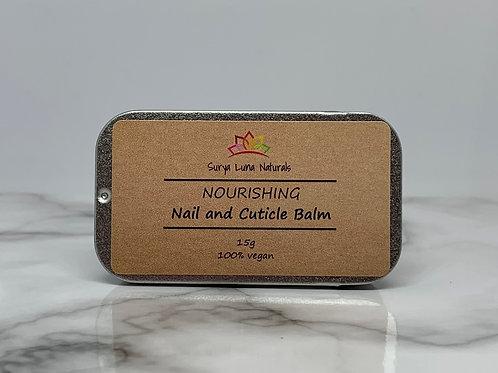 Nourishing Nail and Cuticle Balm