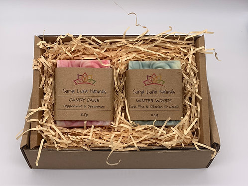 Small Kraft Card Gift Box