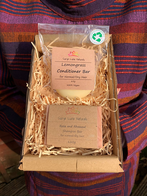 Shampoo and Conditioner Gift Set