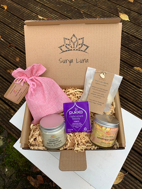 Bath Time Bliss Gift Set