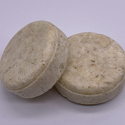 Chamomile and Lavender Conditioning Shampoo Bar for Sensitive Scalp