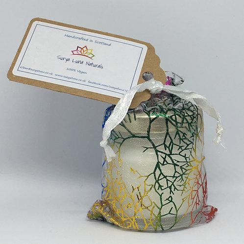 Massage Candle - Mini Jam Jar