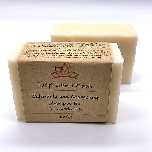 Calendula and Chamomile