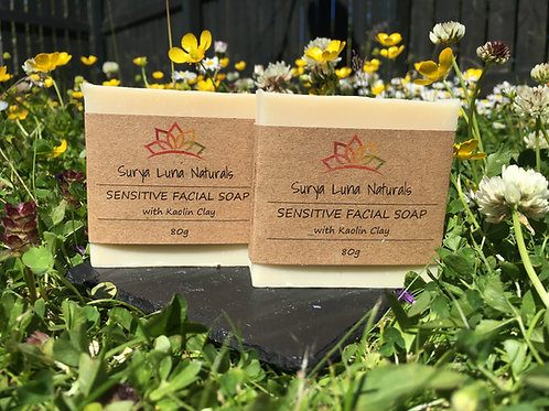 Sensitive Facial Soap