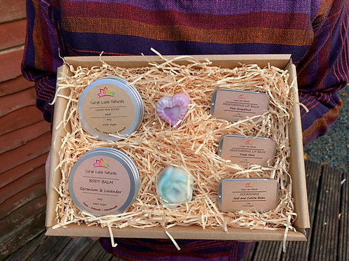 Butters and Balms Gift Set