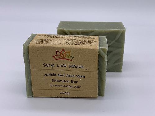 Nettle and Aloe  Vera