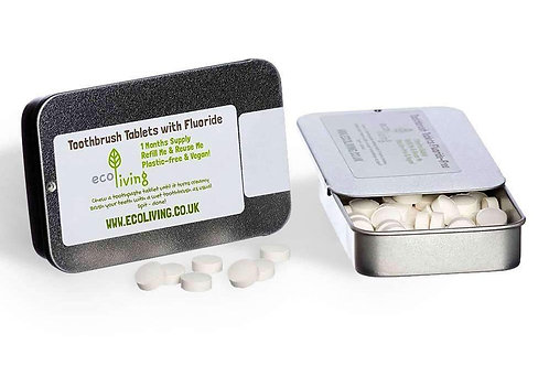 Eco Living Toothpaste Tablets - Various