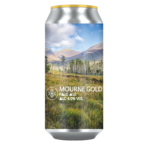 Mourne Gold 4.0% (12x440ml)