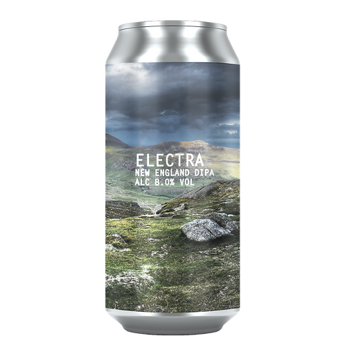 Electra New England DIPA 8.0% (12x440ml)