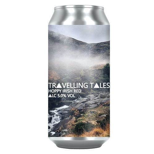 Travelling Tales Hoppy Irish Red 5.0% (12x440ml)