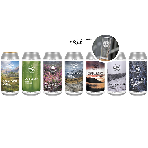 Mixed Cans 10 (12x440ml)