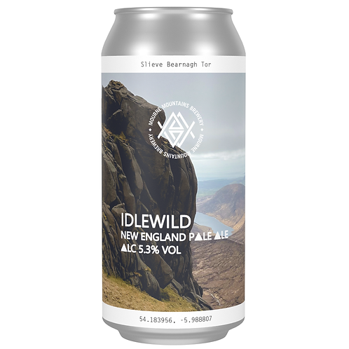 Idlewild New England Pale Ale 5.3%
