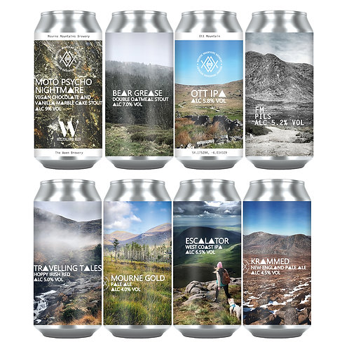 Mixed Cans 6 (12x440ml)