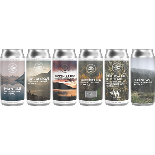 Mixed Cans 8 (12x440ml)