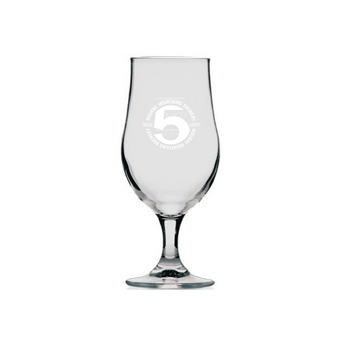 Limited Edition 5 Year Anniversary Glass
