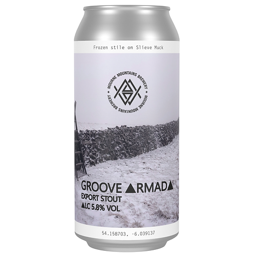 Groove Armada Export Stout 5.8% (12x440ml)
