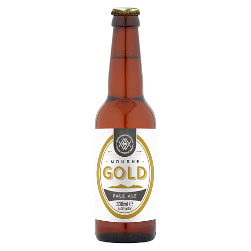 Mourne Gold 4.0% (12x330ml)