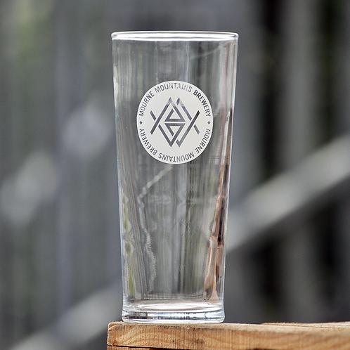 MMB Pint Glass