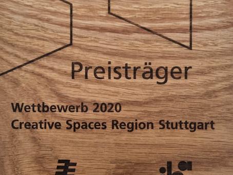 Gewinner des Creative Spaces Awards 2020