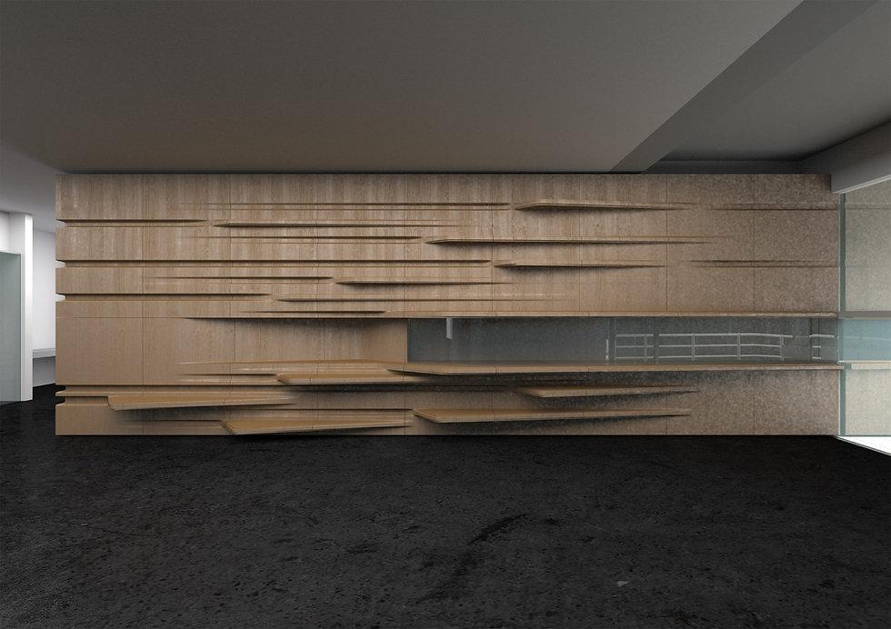 Tarkeeb Display Wall