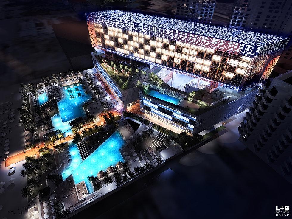 Jumeirah Beachfront Hotel