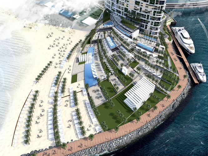 Landscape & Beach Strip