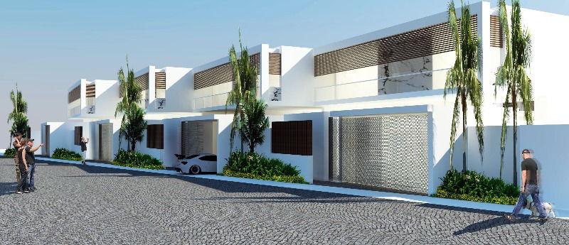 4 Townhouses Umm Suqeim