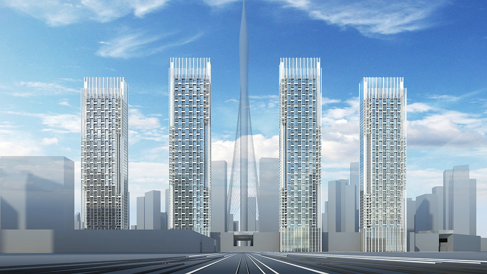 DCH Towers Competition