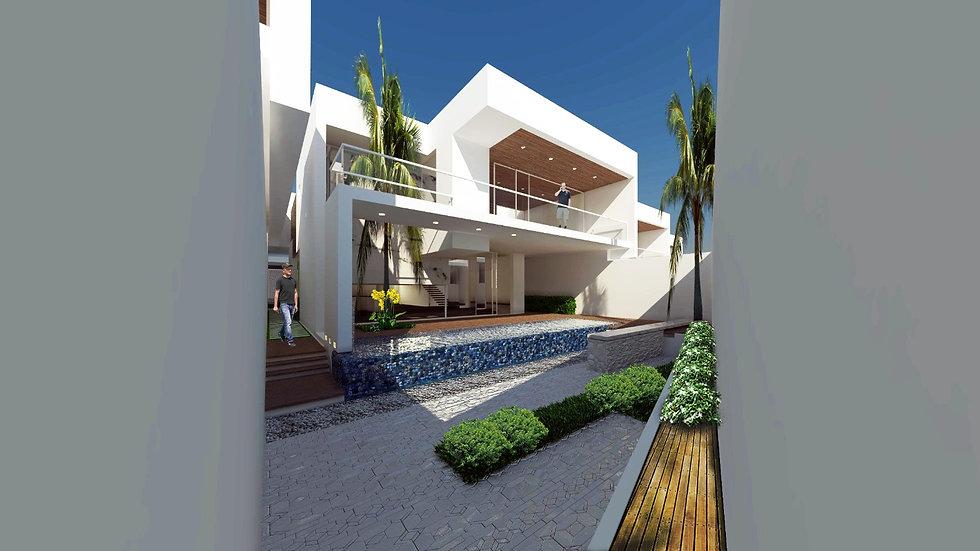 4 Townhouses Umm Suqeim 2