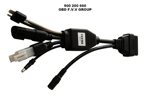 OBD ADAPTER CABLE FOR F.V.V GROUP