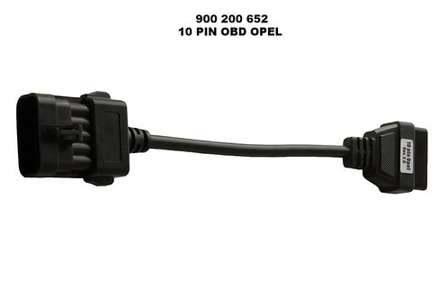 10 PIN OBD ADAPTER CABLE FOR OPEL
