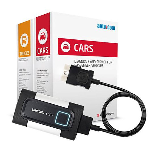 CARS & TRUCKS original AUTOCOM with 1 Dell laptop ready to use diagnostic tool