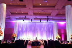 Draping Miami Wedding