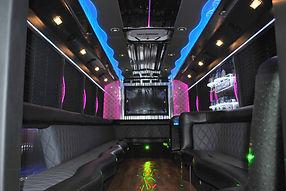 Limo bus Miami
