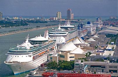 Miami Cruise Ship Limo