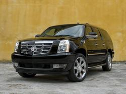 2014-Cadillac-Escalade-ESV-SUV-Base-4x2-Exterior-Miami-Airport-Service