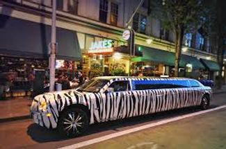 Zebra Limo Miami