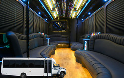 22 PROM LIMO BUS