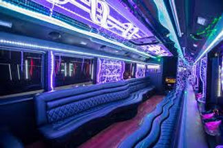 Miami FL Party Bus Rentals