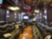 Miami Giant Limo Bus For Rent