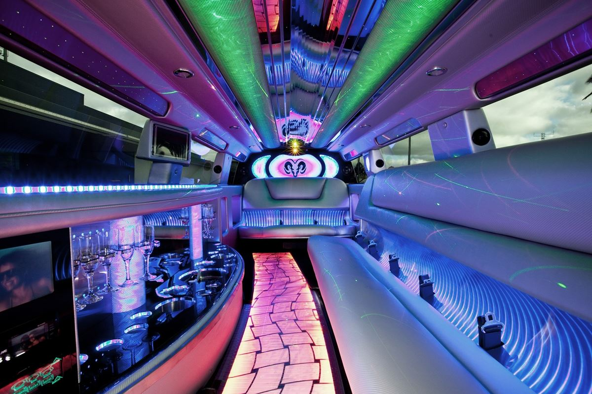 West Palm limos and buses